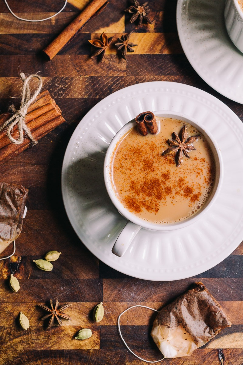 Sugarfree Spiked Chai Tea Latte 26