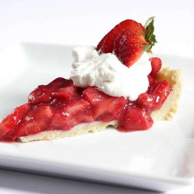 Ms. Margee's Strawberry Pie