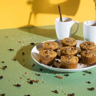 Morning Glory Muffins 666 Edit
