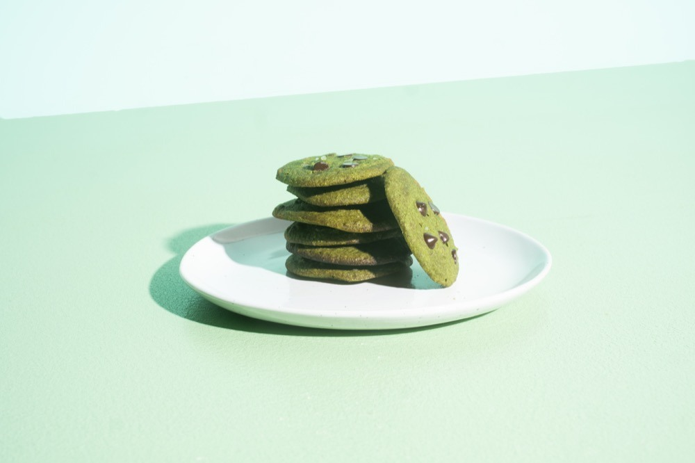 Matcha Choc Chip Cookies 633 Edit