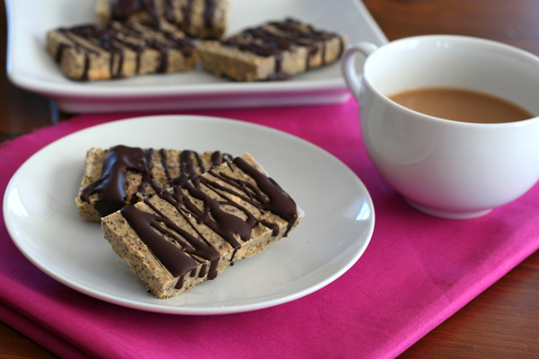 Peanut Butter Chia Seed Protein Bars