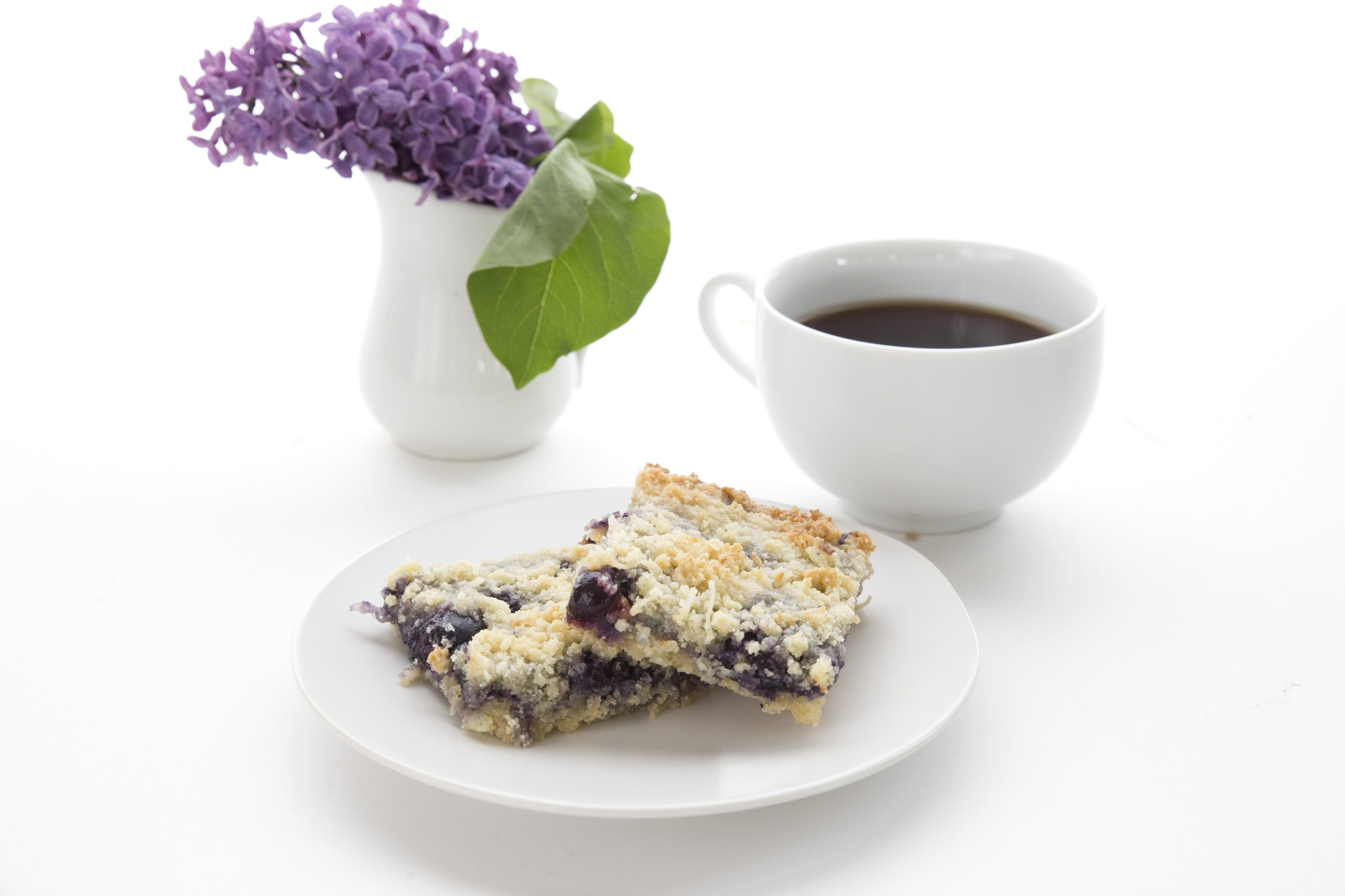 Blueberry Breakfast Bars 8