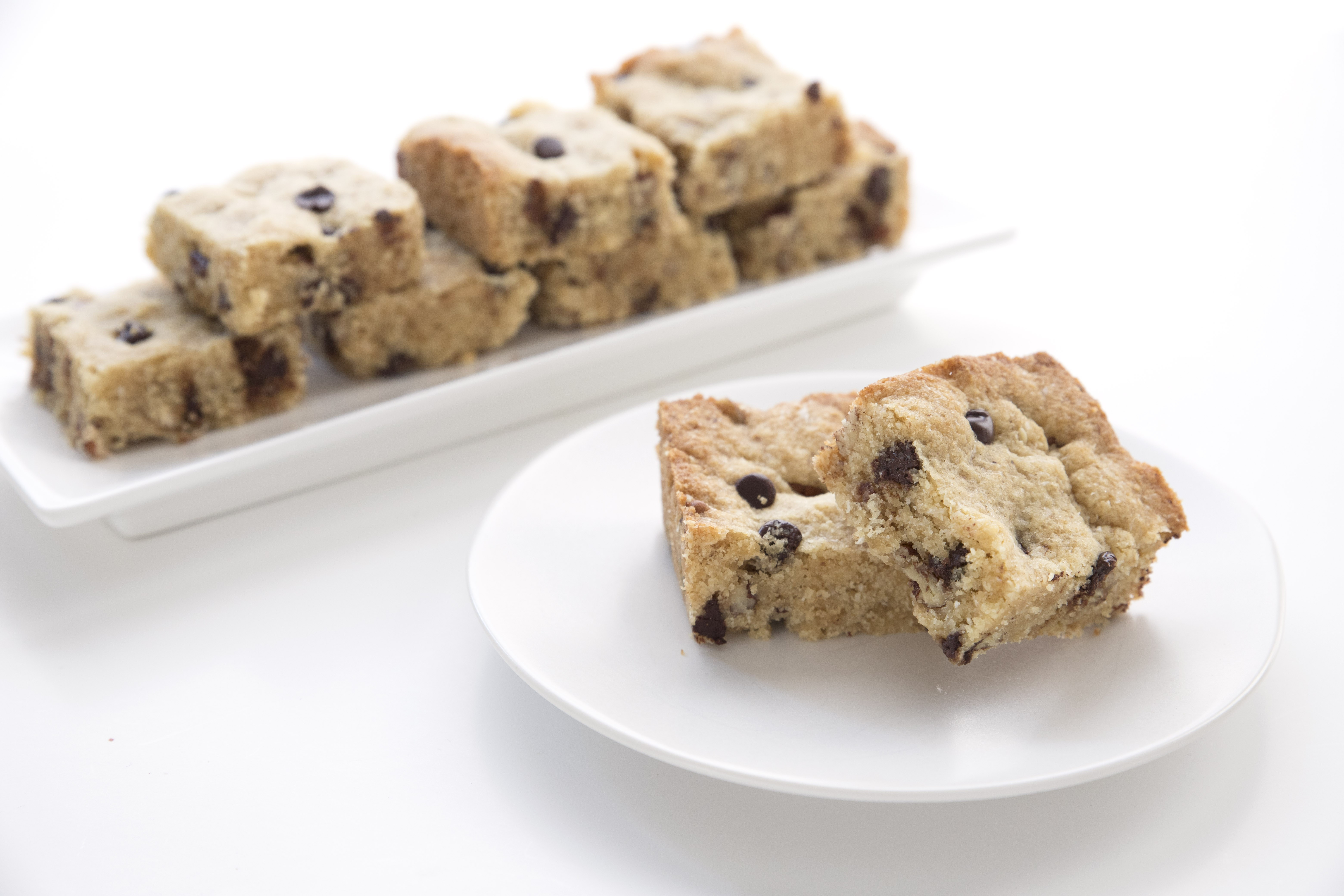 Cake Mix Cookie Bars 4