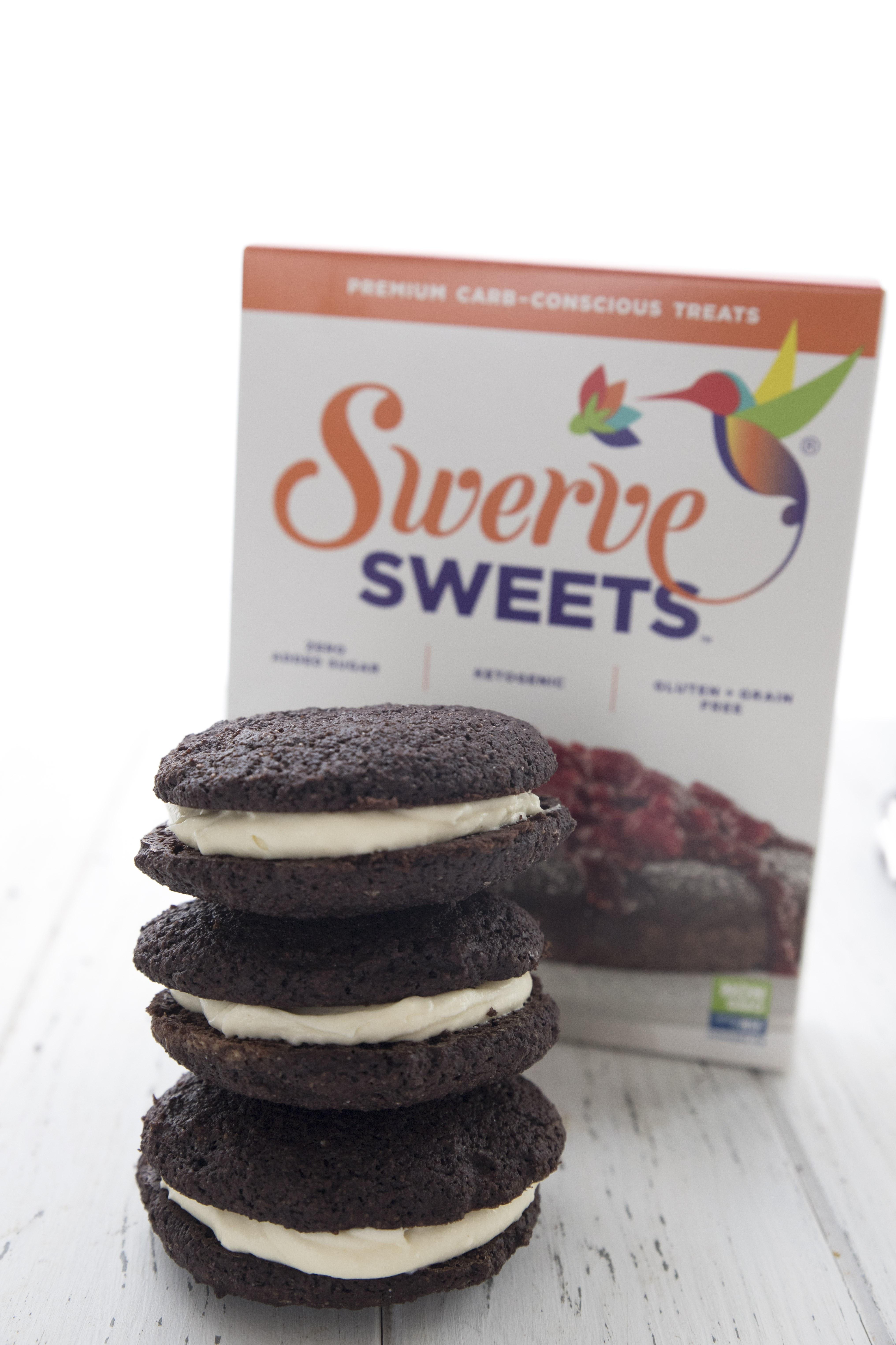 Cake Mix Whoopie Pies 4