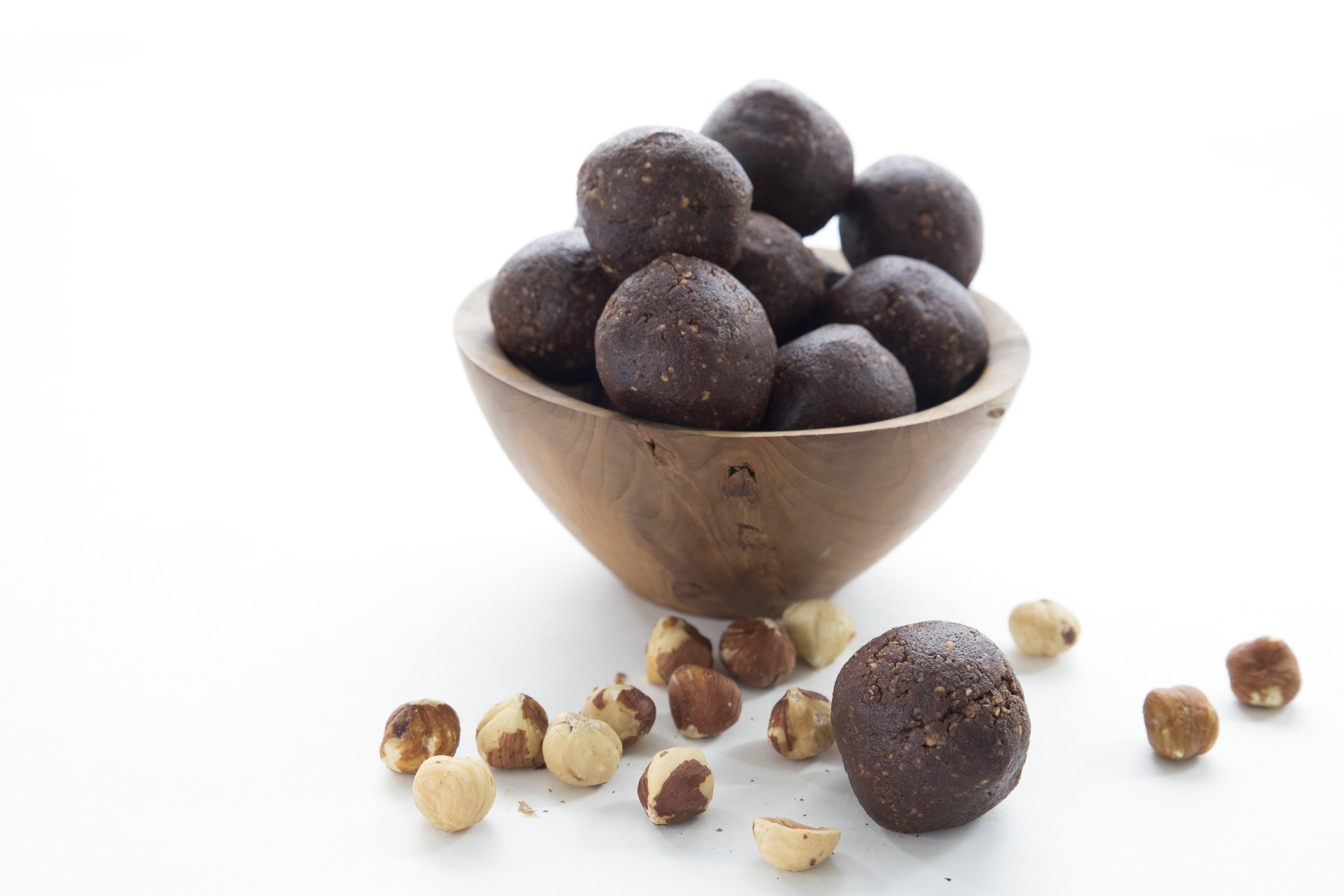 Chocolate Hazelnut Energy Bites 2