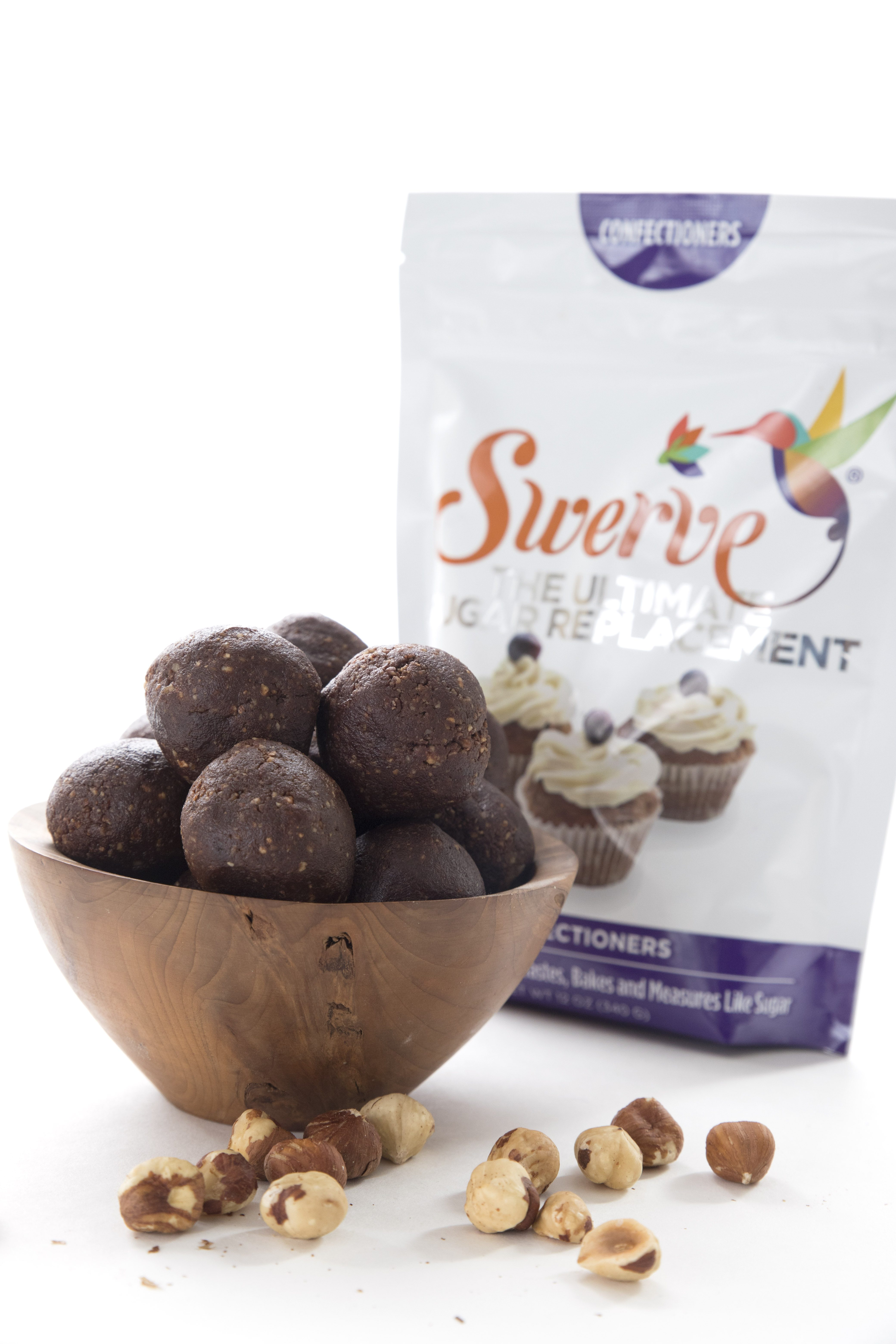 Chocolate Hazelnut Energy Bites