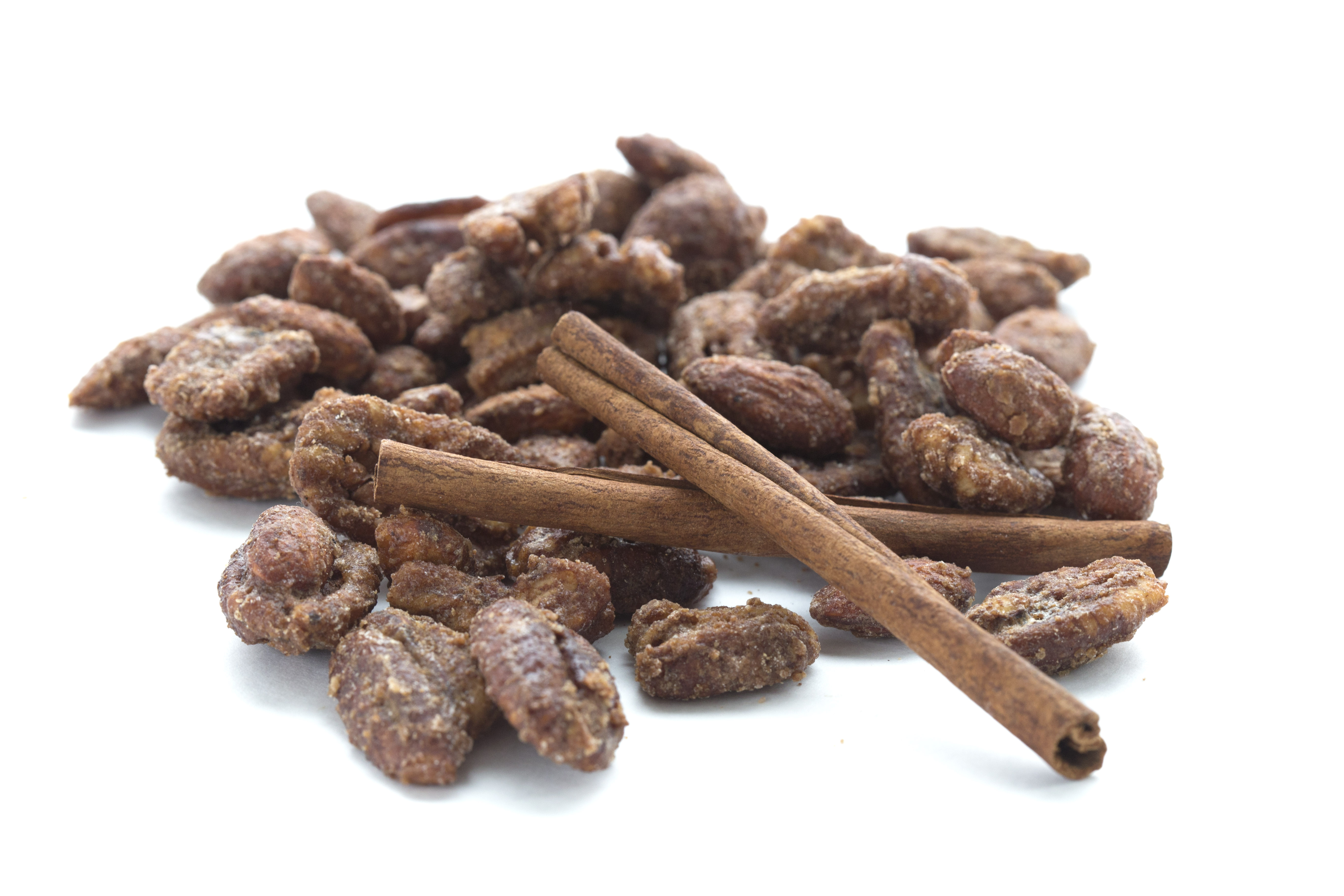 Cinnamon Roasted Nuts 2