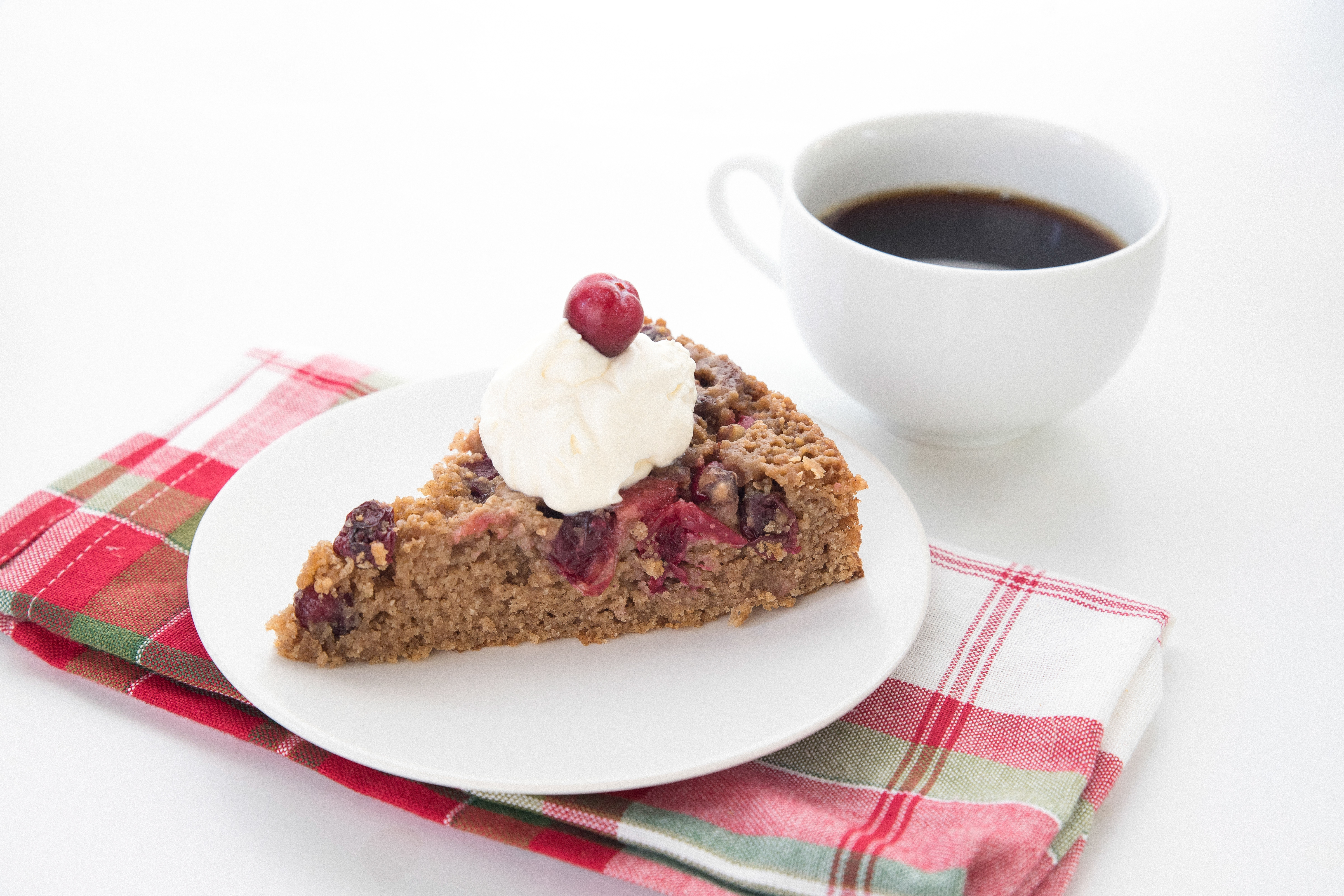 Cranberry Upside Down Cake 6 2