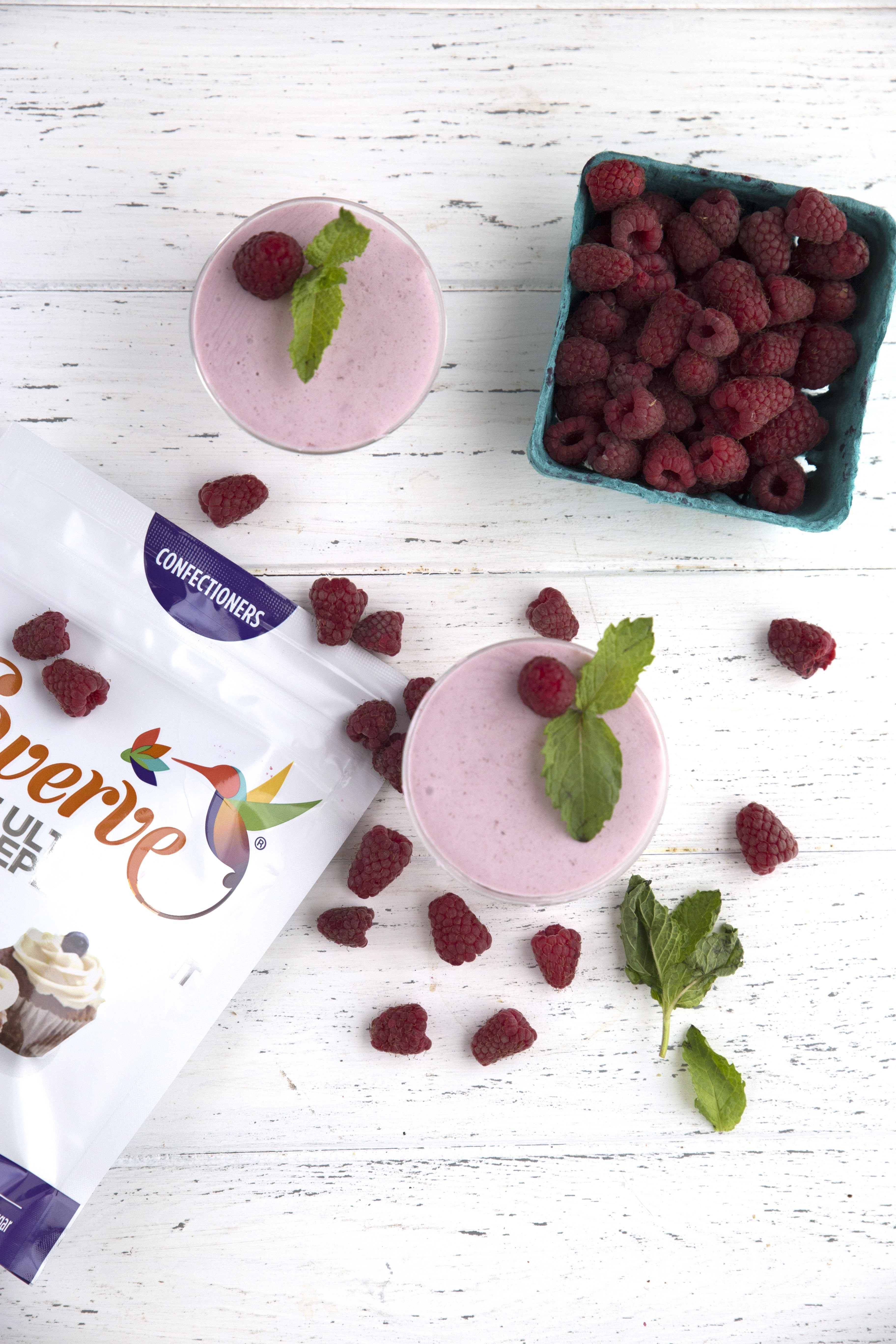 Dairy Free Raspberry Mousse 2