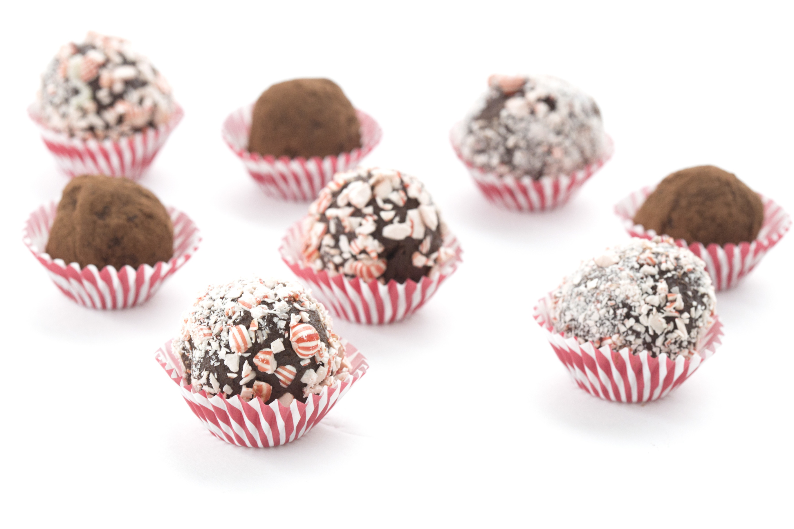 Hot Chocolate Truffles 50