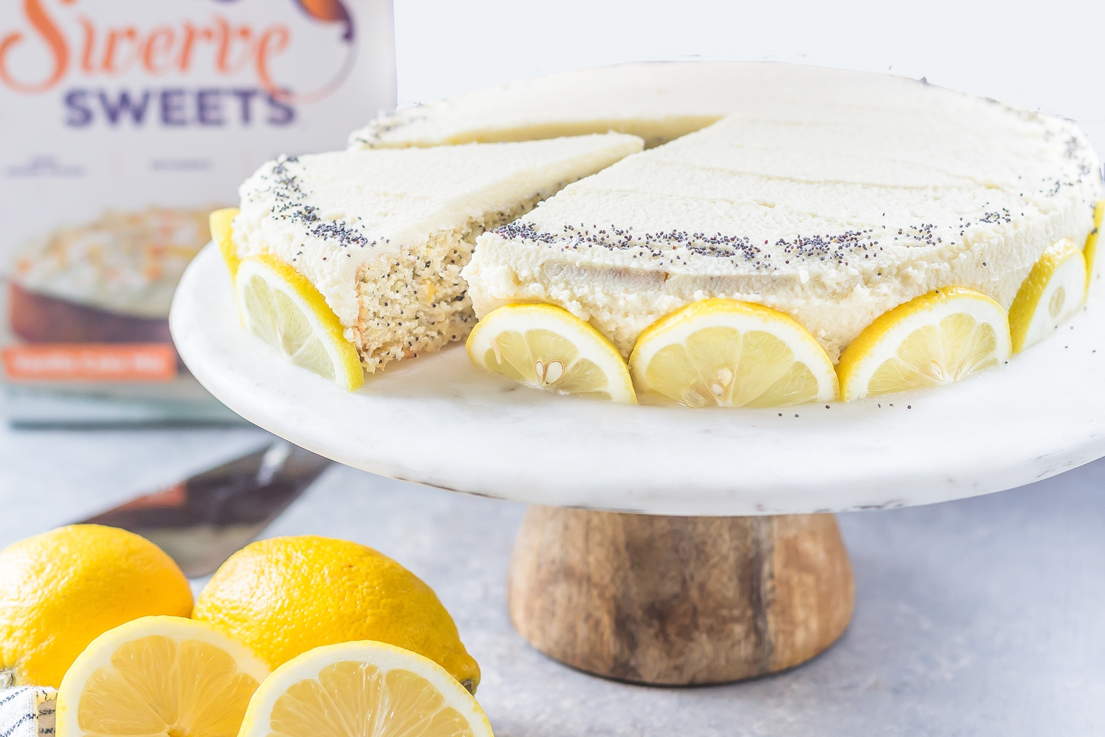 Lemon Poppy Seed Cake 3