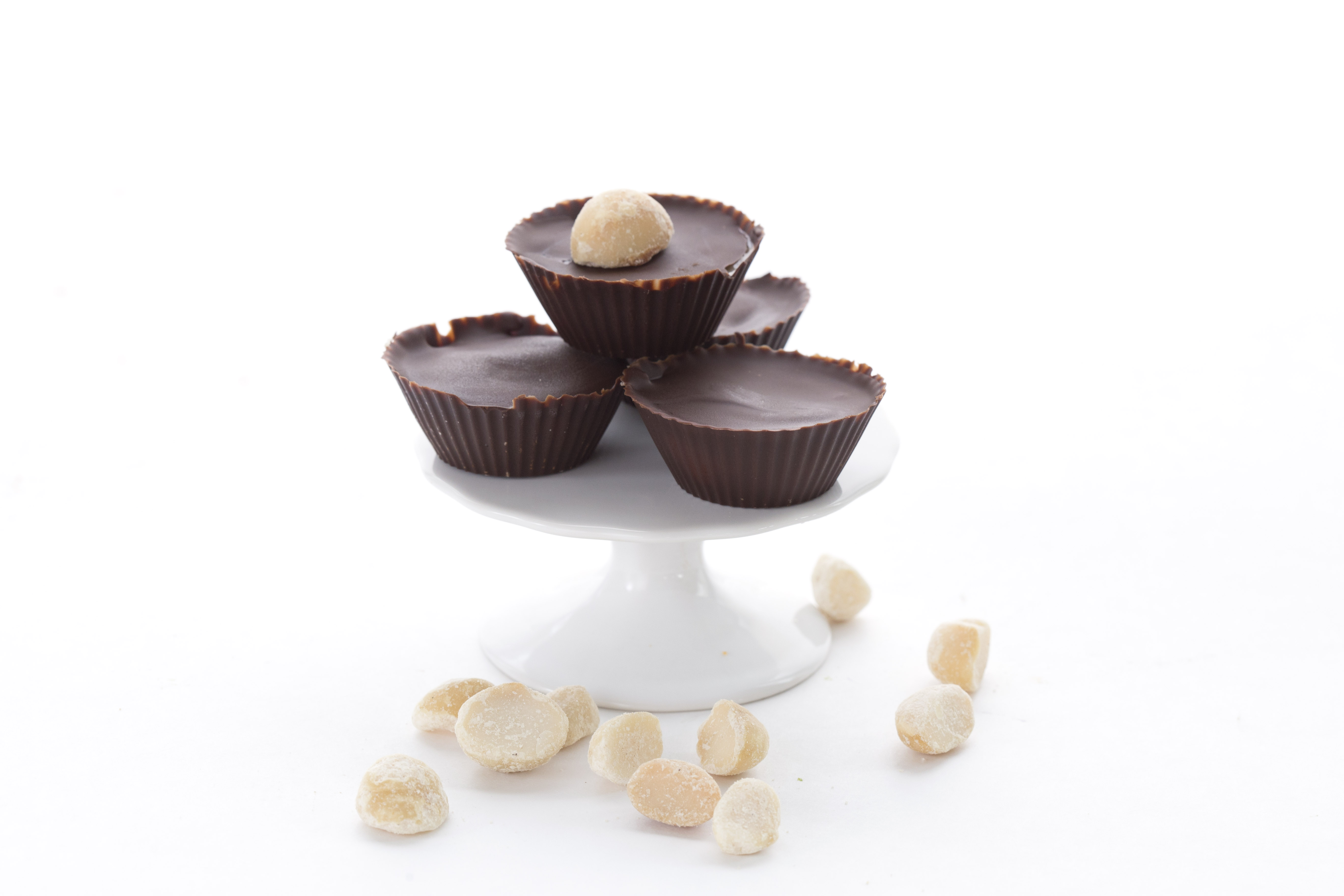 Macadamia Butter Cups