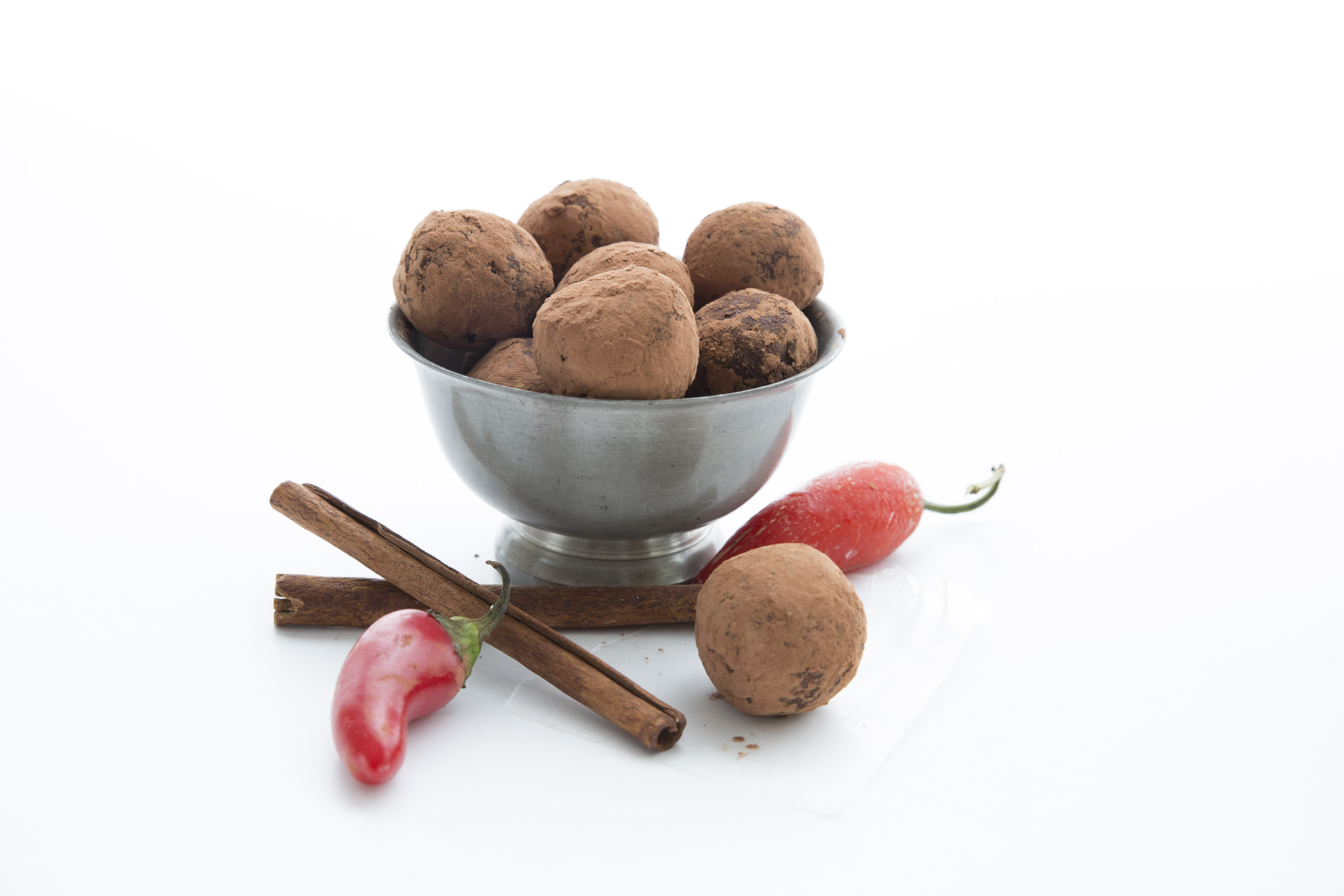 Mayan Chocolate Truffles 2