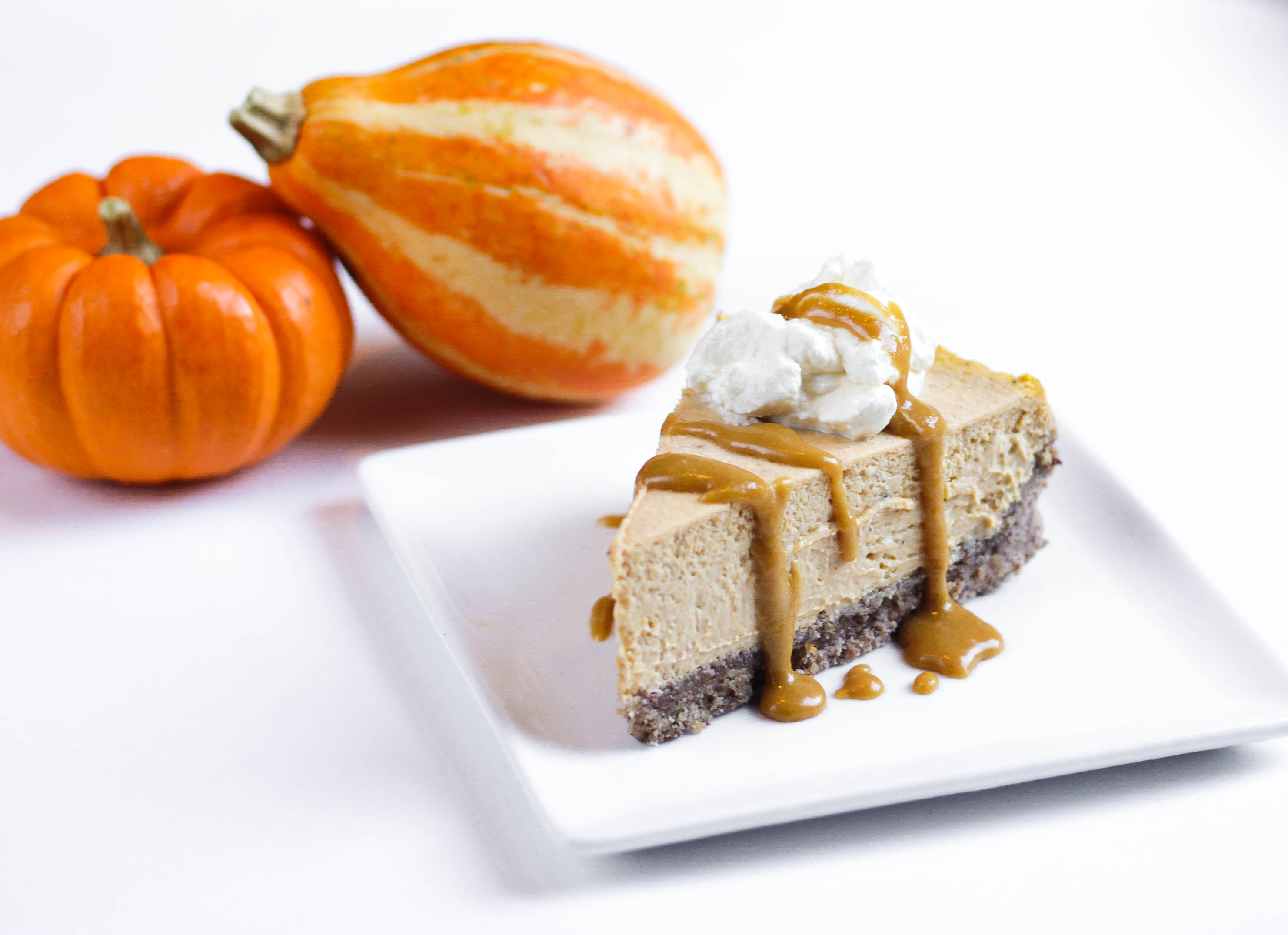 Pumpkin Cheesecake 2