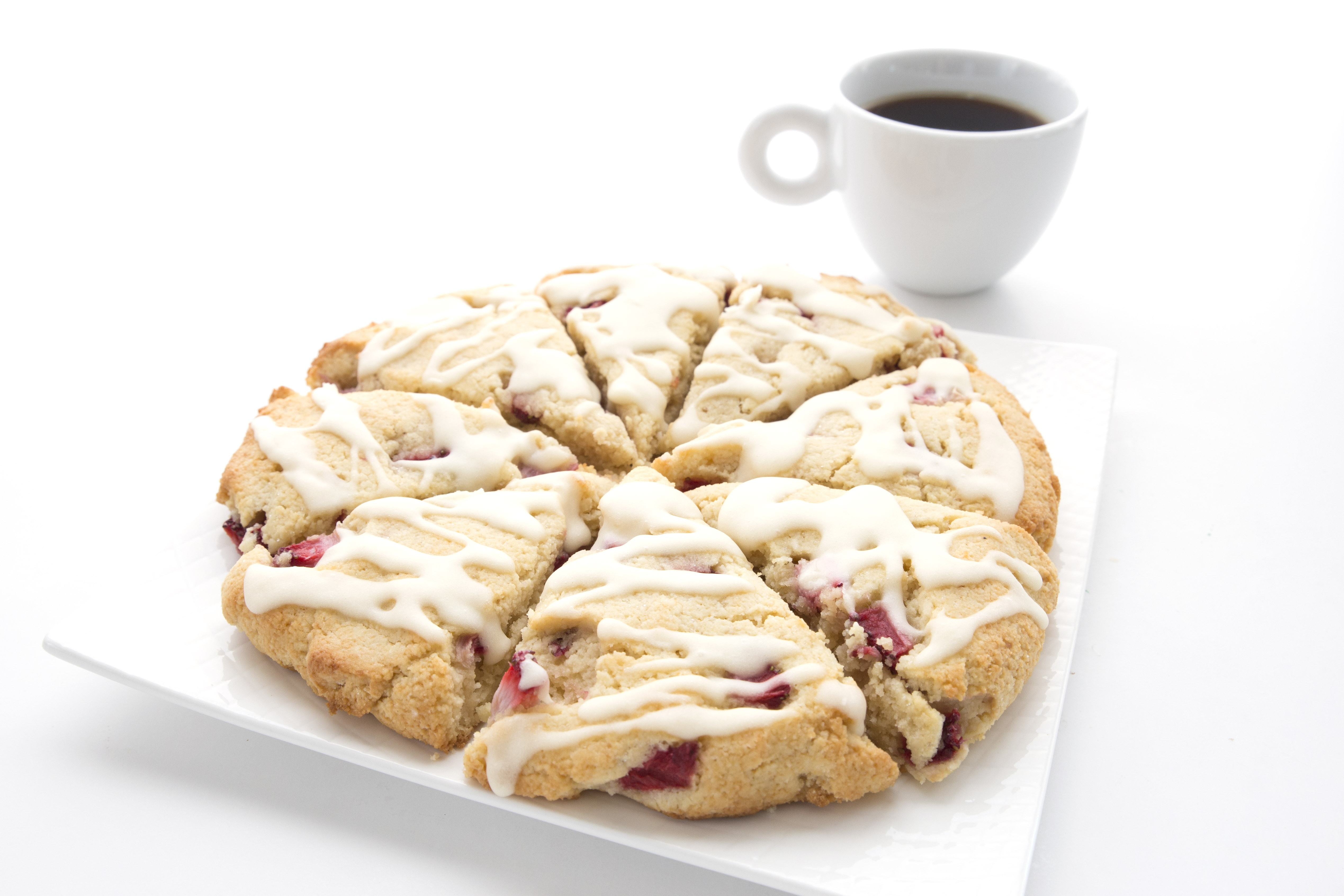 Strawberries And Cream Scones 2