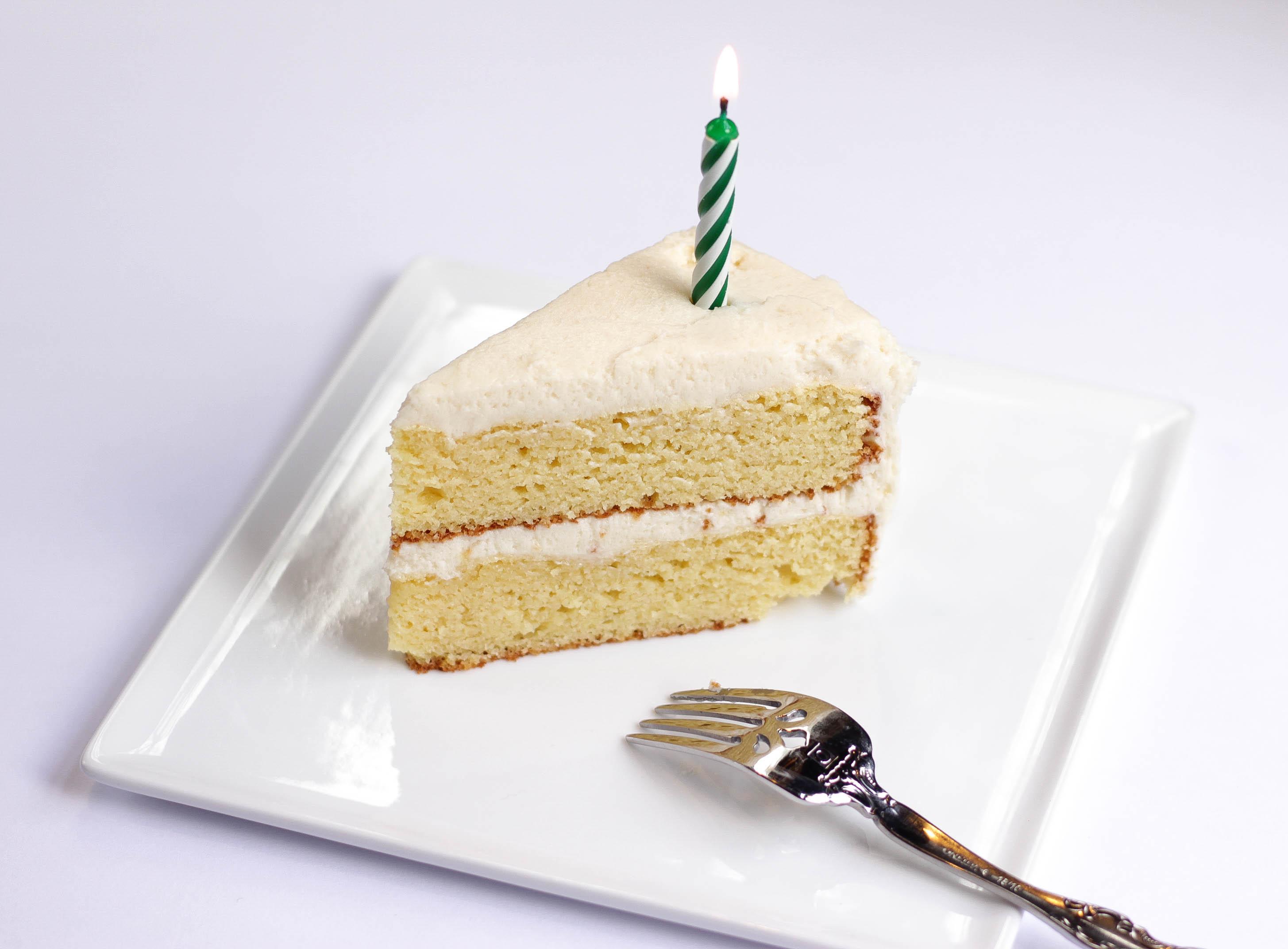 Keto Cake Recipe Vanilla: Keto Vanilla Cake With Buttercream Frosting