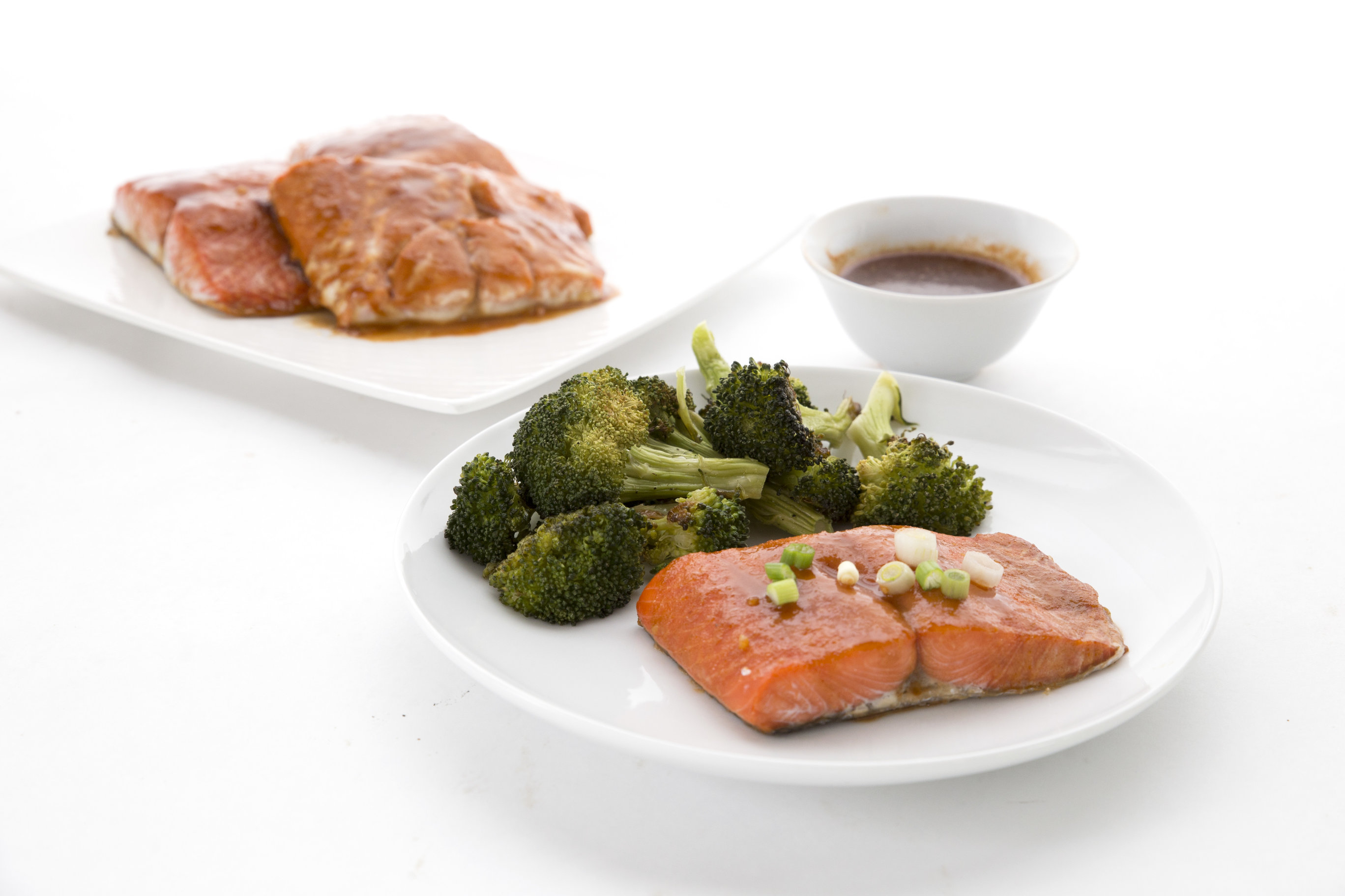 Sriracha Glazed Salmon 2